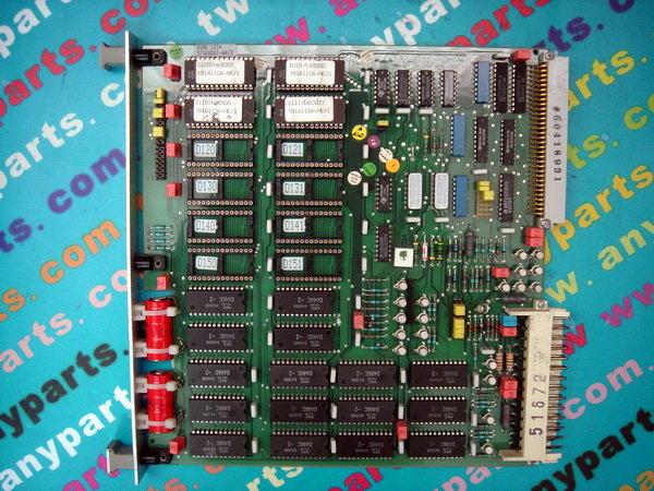 ABB MEMORY CIRCUIT BOARD DSMB 125 / DSMB-125 / DSMB125 57360001-AN/3