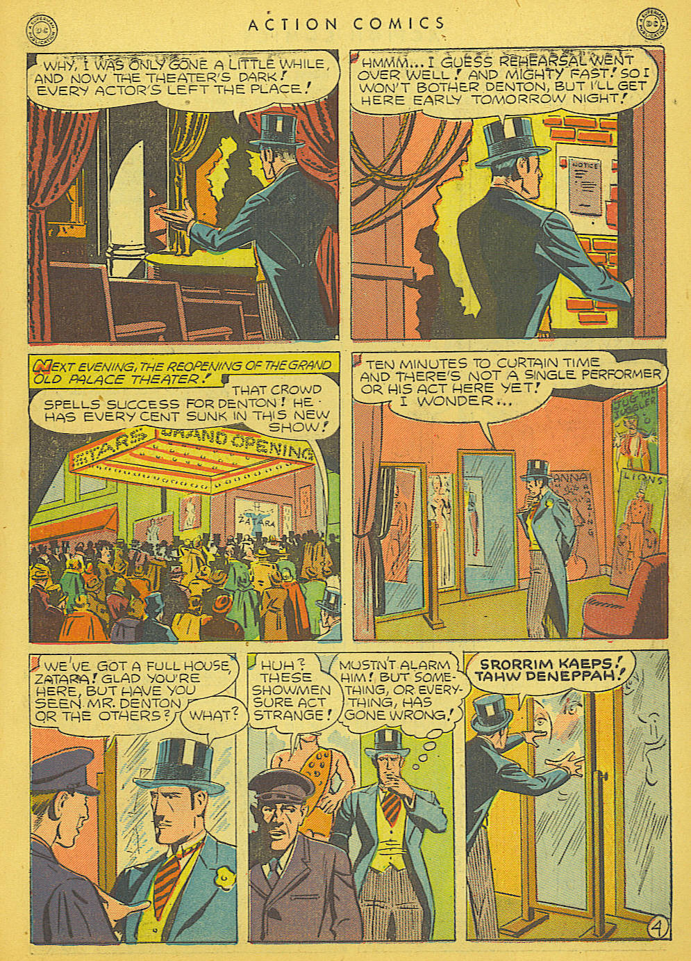 Read online Action Comics (1938) comic -  Issue #91 - 45