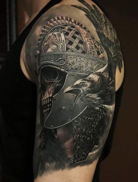 viking Tattoos For Men