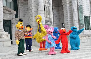 Image: Sesame Street | Universal Studios Singapore, by Cedric Yong on Pixabay