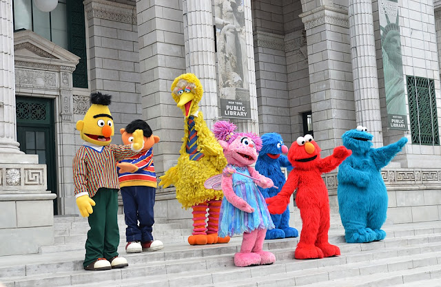 Image: Sesame Street | Universal Studios Singapore, by Cedric Yong on Pixabay