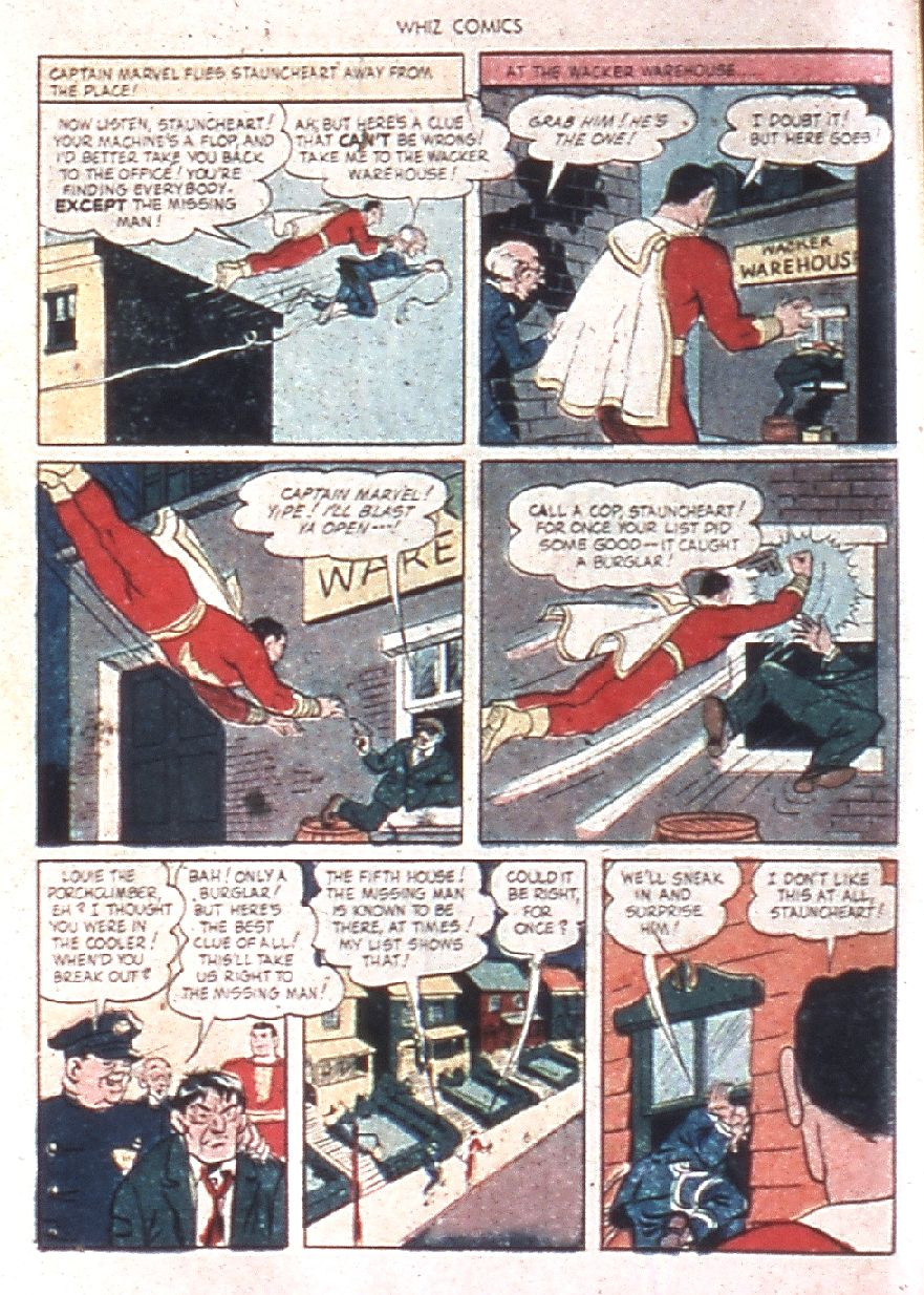 WHIZ Comics issue 60 - Page 10