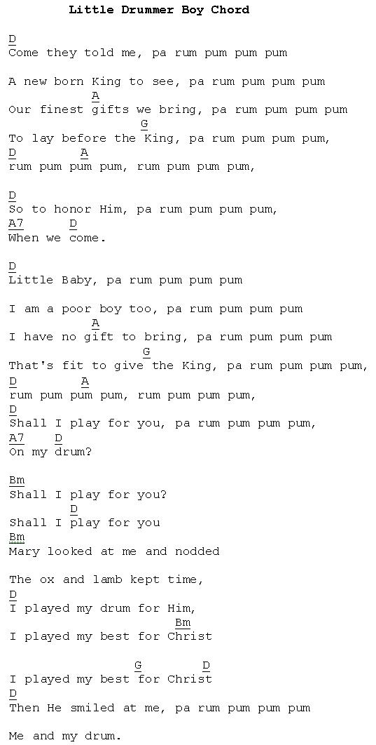 chords and lyrics to little town flirt