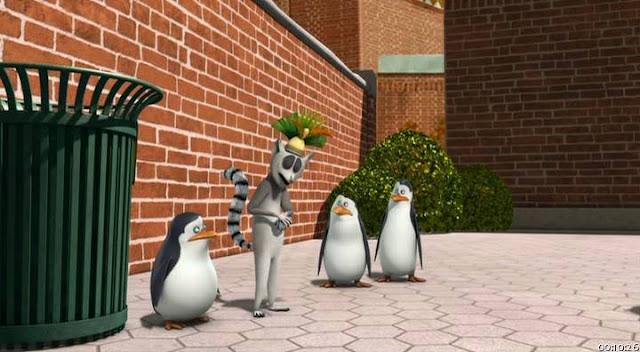Penguins of Madagascar Operation Get Ducky DVDRip Descargar Español Latino 2012