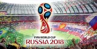 Jadwal Piala Dunia Selasa 3 Juli 2018: Swedia vs Swiss, Kolombia vs Inggris