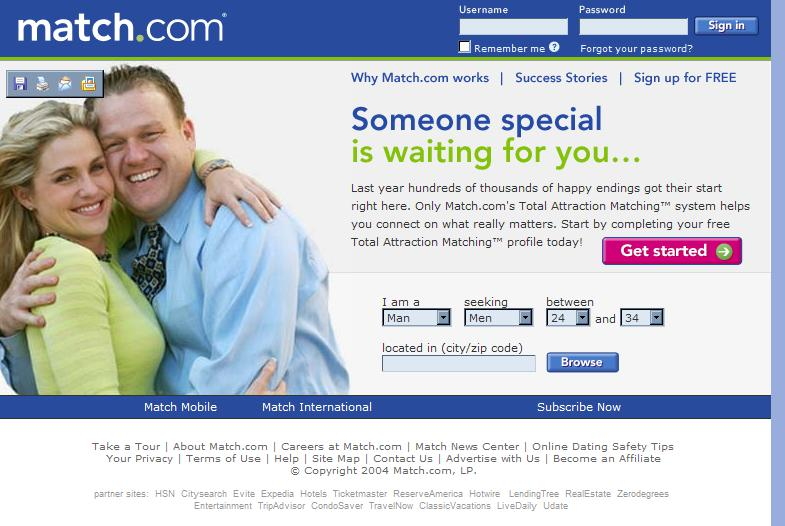All Dating Sites