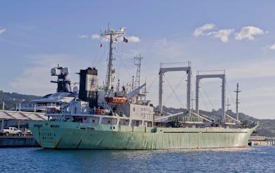 MV Victoria No. 168