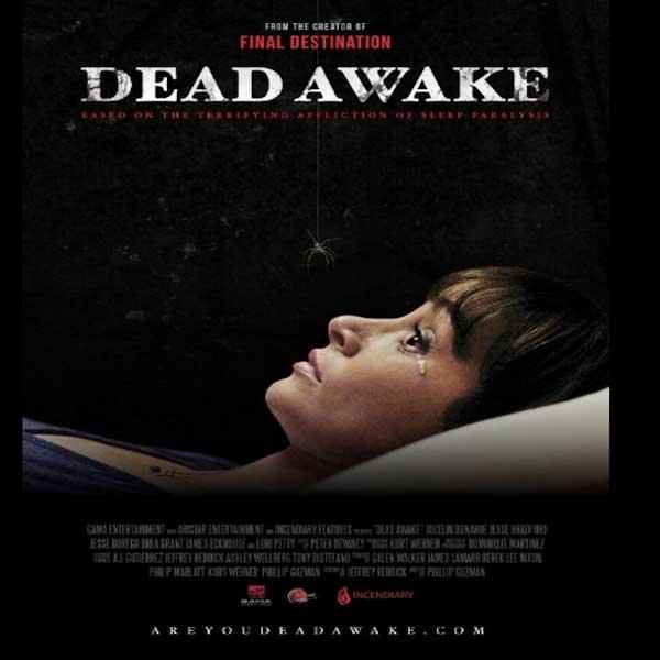 Dead Awake, Dead Awake Synopsis, Dead Awake Trailer, Dead Awake Review, Dead Awake Poster