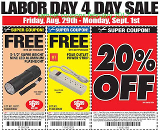 free Harbor Freight coupons for february 2017
