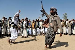 Milisi Syi'ah Houthi Eksekusi 30 Anggotanya Sendiri