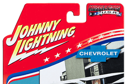 Johnny Lightning Muscle Cars USA 2017 Release