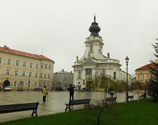 Plac Jana Pawła II.