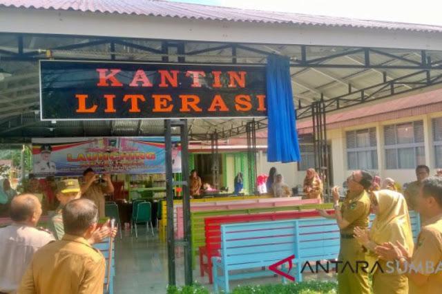 Desa Saok Laweh Buat Program Buku Bergilir yang Menjadi Percontohan Nasional