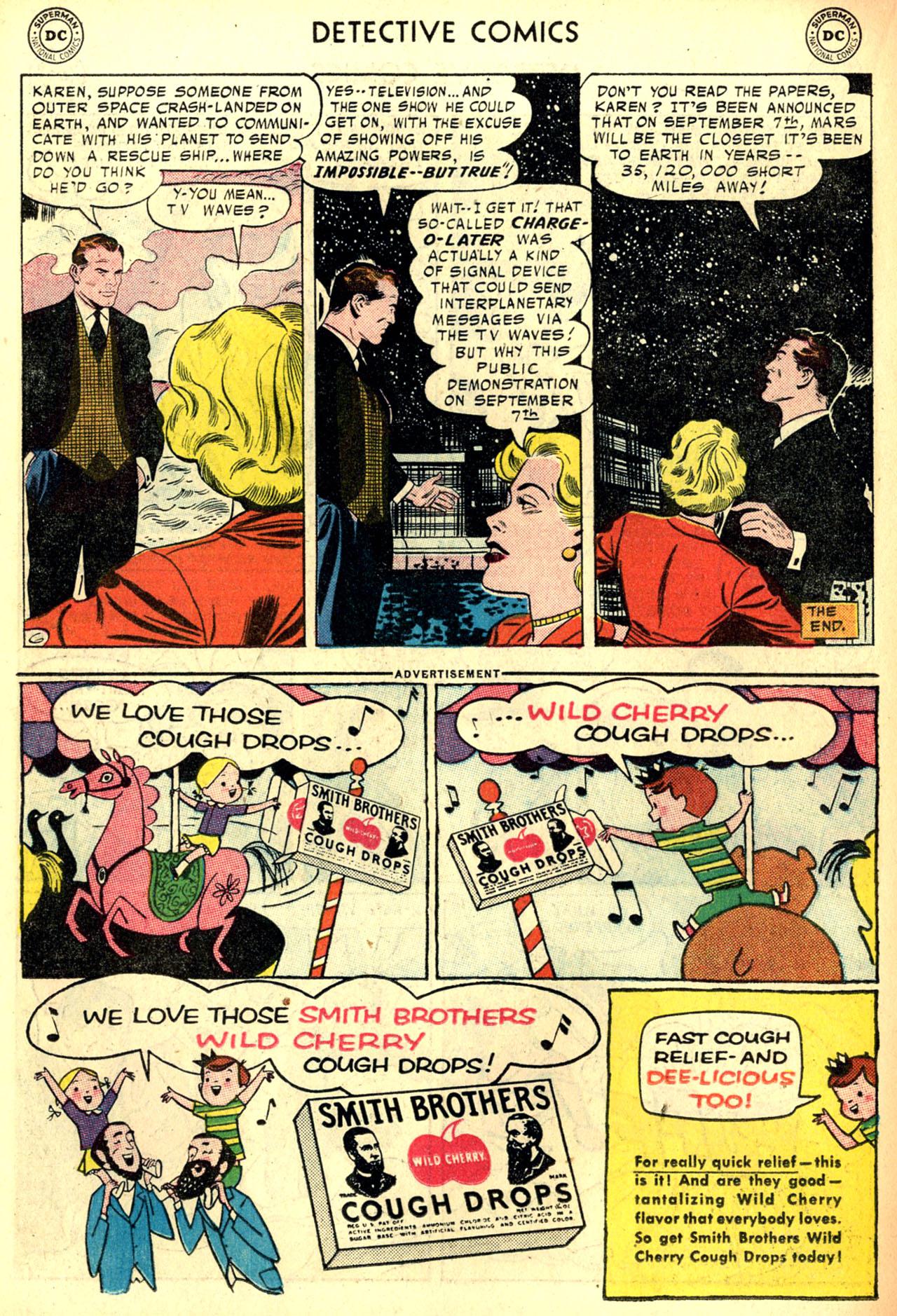Read online Detective Comics (1937) comic -  Issue #240 - 21