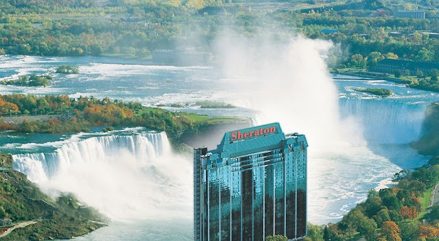 Sheraton on the Falls Hotel em Niagara Falls