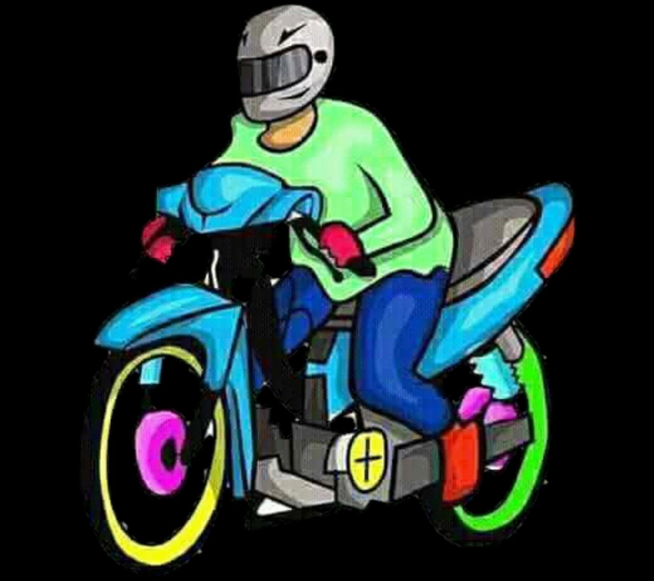 Download mentahan pixellab sticker motor racing hd terbaru