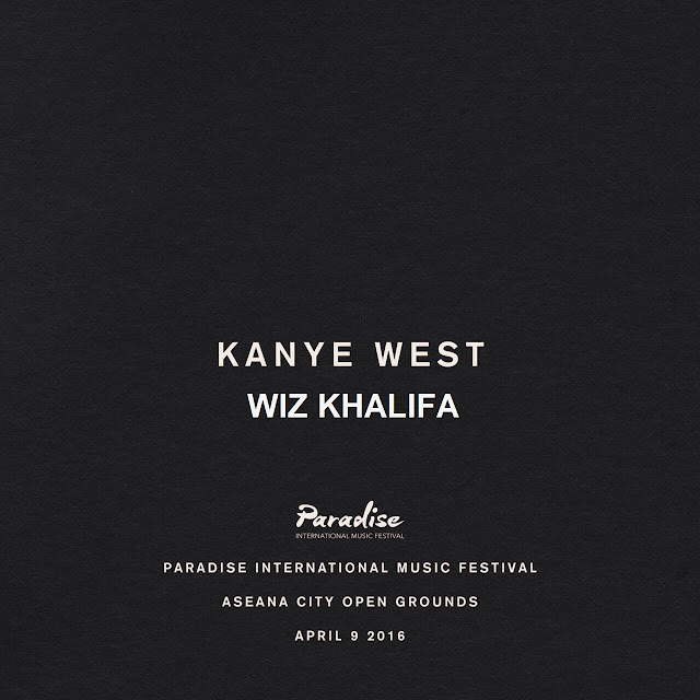Kanye West, Wiz Khalifa unites at Paradise IMF