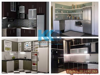 Kitchenset Minimalis Murah