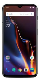 OnePlus 6T Display