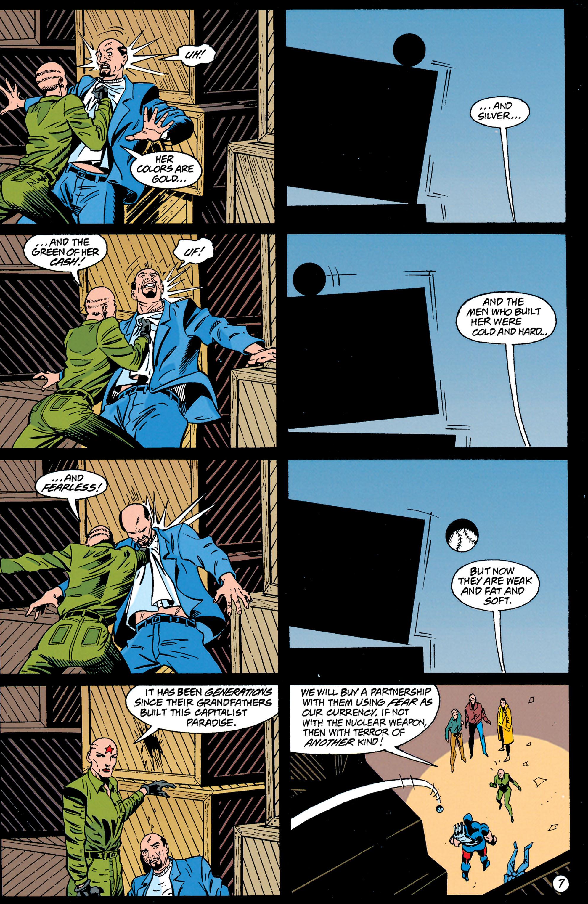 Detective Comics (1937) 682 Page 7