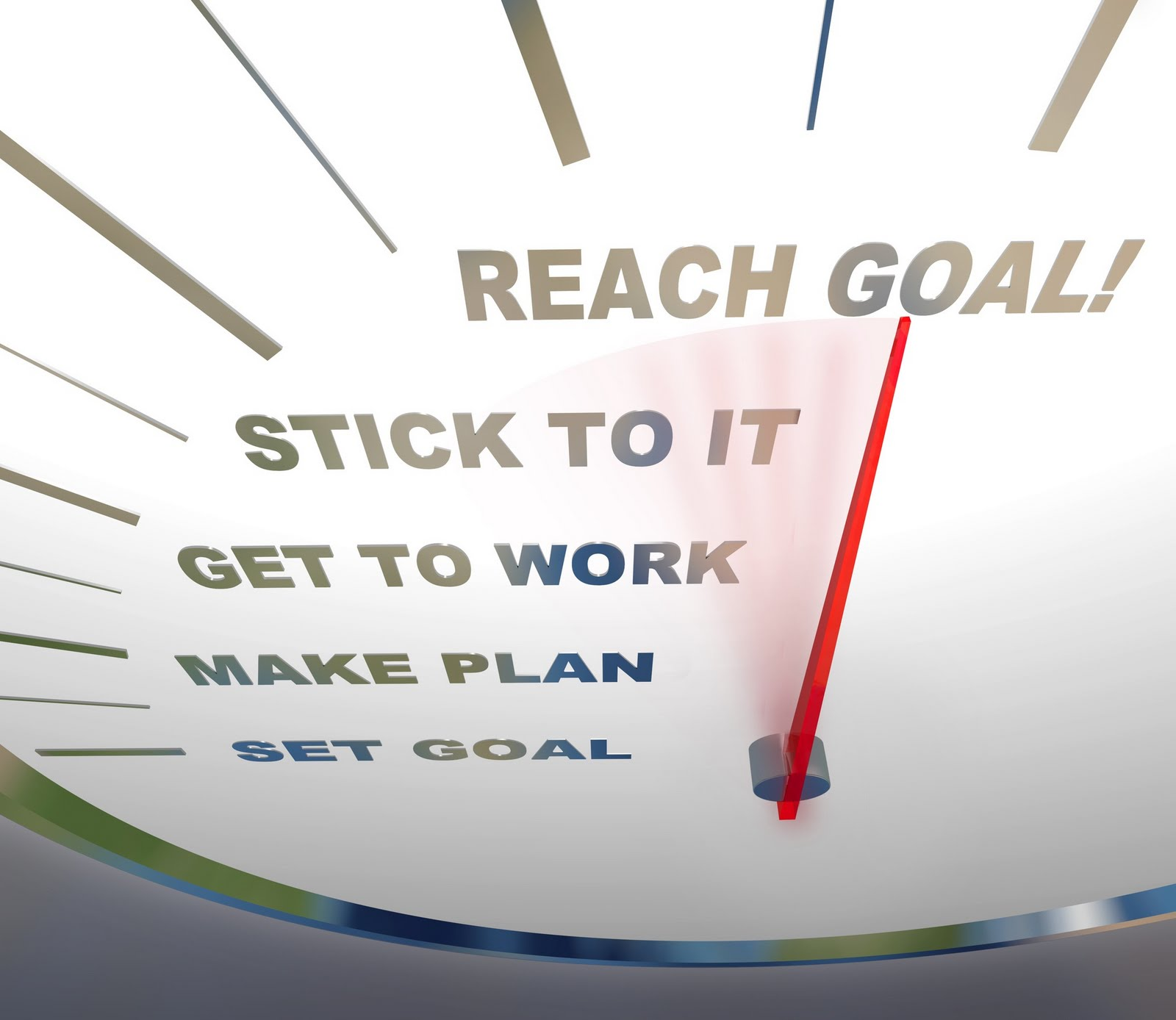 Have a goal for  the Business