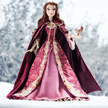 Disney Store Belle Doll Limited Edition