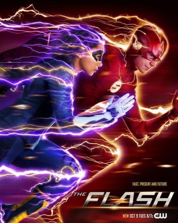 Flash (2014) – Saison 5 [Streaming] [Telecharger]