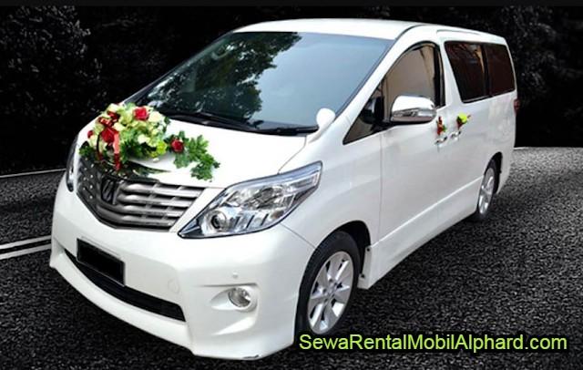 Sewa Mobil Pengantin Murah Jakarta