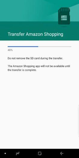 Begini  Cara Memindahkan Aplikasi ke Kartu SD di Galaxy S9 dan Galaxy S9 + 5