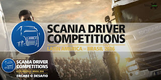 Concurso Scania Driver Competitions