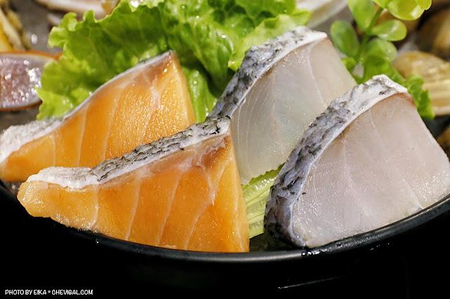 MG 4391 - 熱血採訪│海鮮控和肉肉控都瘋狂!就算痛風也要來吃拾鑶私藏鍋物,還有商業午餐只要188元起!