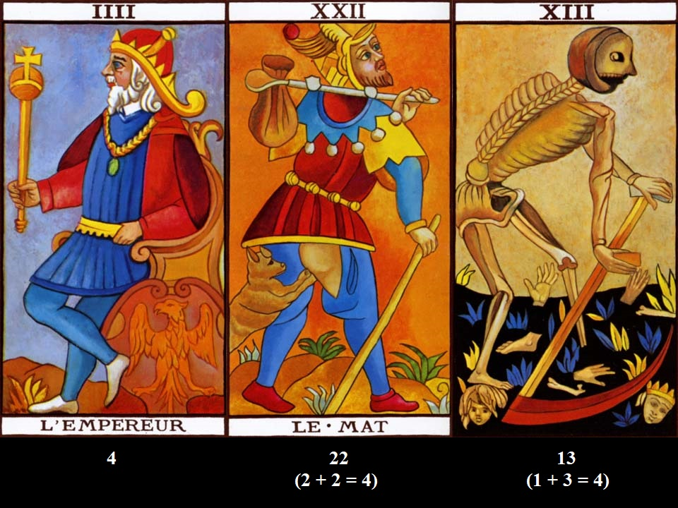 Essay: JK Rowling's Own Private Tarot Game