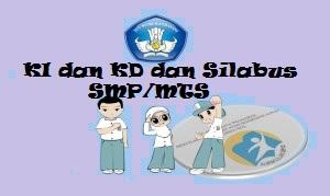 Silabus SMP Kurikulum 2013 Revisi 2016