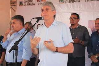 Ricardo entrega obras, assina ordens de serviço e participa de plenária do ODE nesta sexta