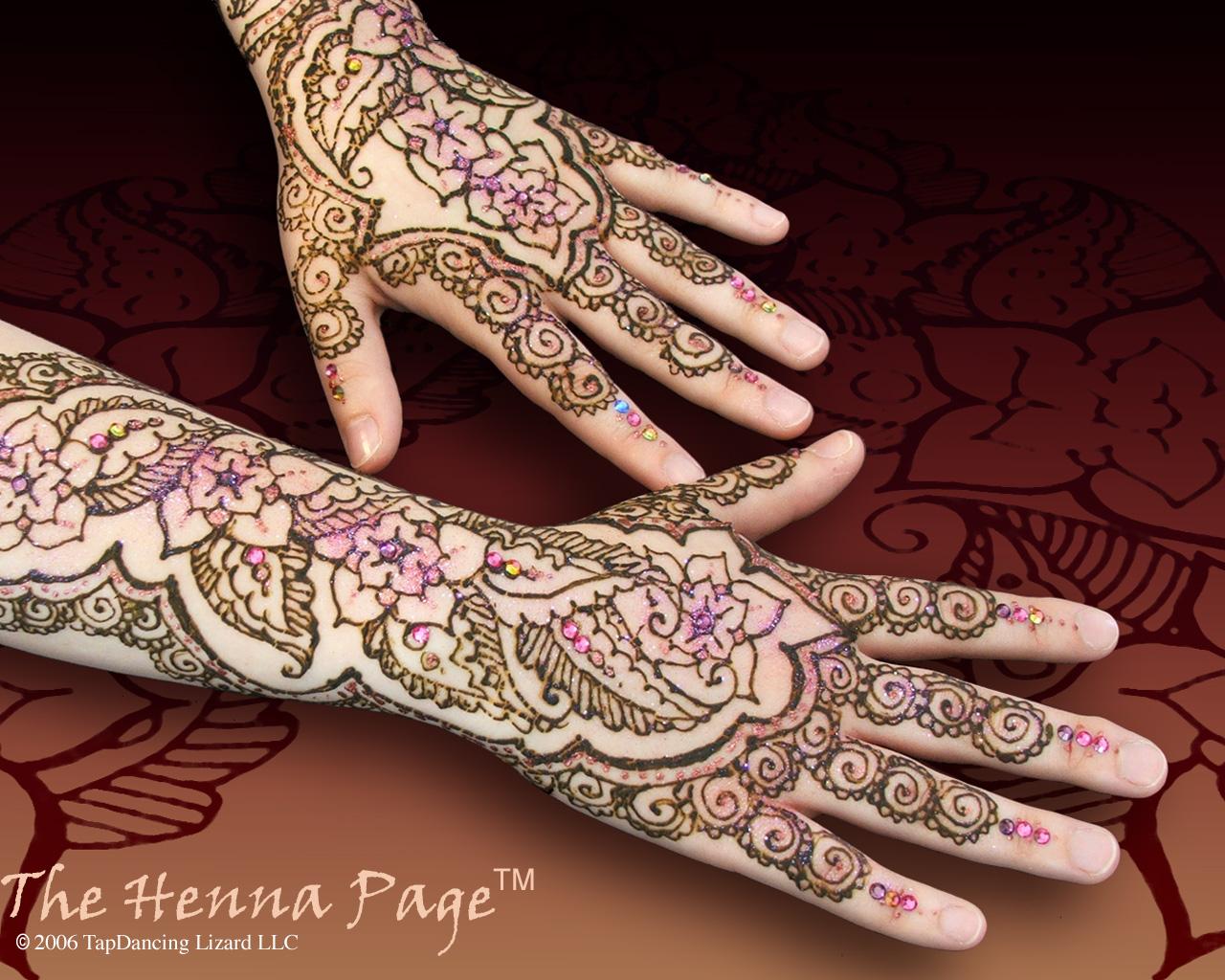 Wallpaper Mehandi Design  Hd Wallon-6335