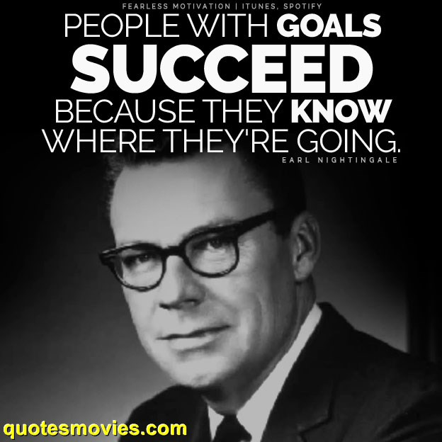 Earl Nightingale 25 Motivational quotes