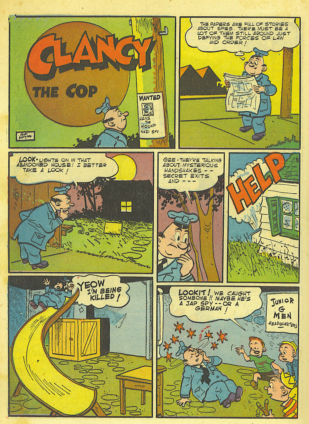 Read online Action Comics (1938) comic -  Issue #67 - 38