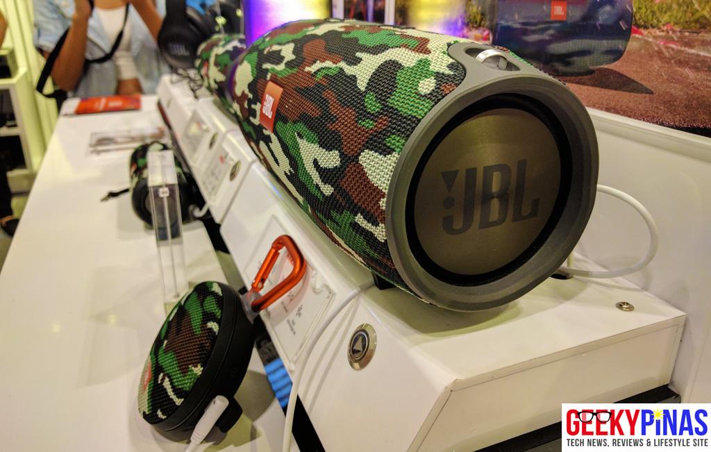 JBL Festival Mall - JBL Xtreme