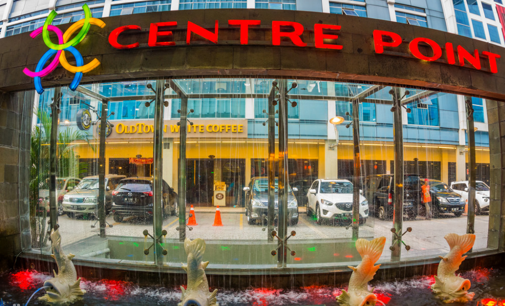 Lowongan Kerja Medan di Centre Point Mall
