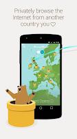 تطبيق TunnelBear VPN للأندرويد - أفضل تطبيق VPN للأندرويد 2019 (4)