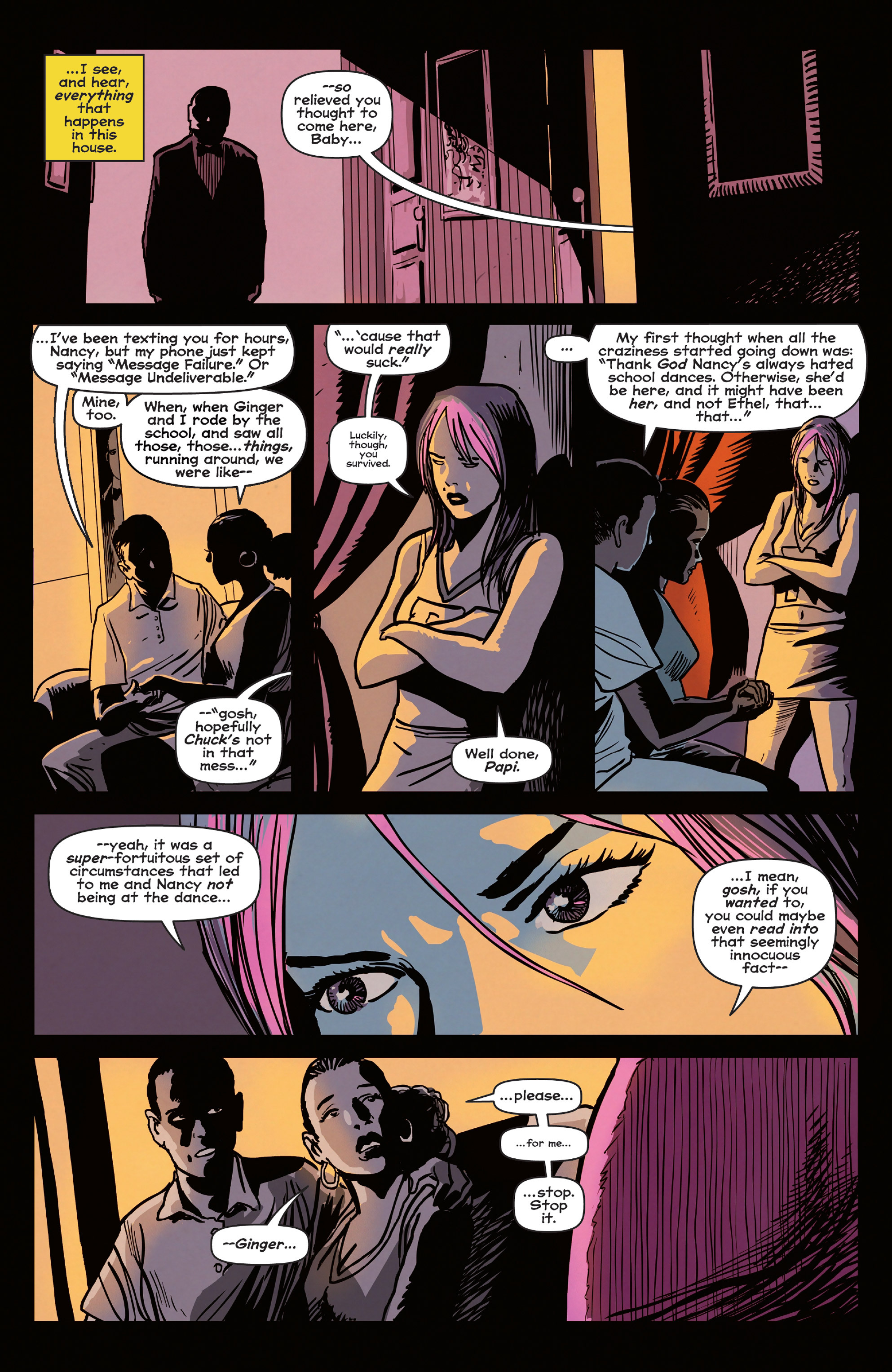 Read online Afterlife with Archie comic -  Issue #5 - 7