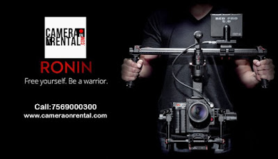 DJI Ronin 3-Axis Gimbal For Rental In Hyderabad | Camera On Rentals