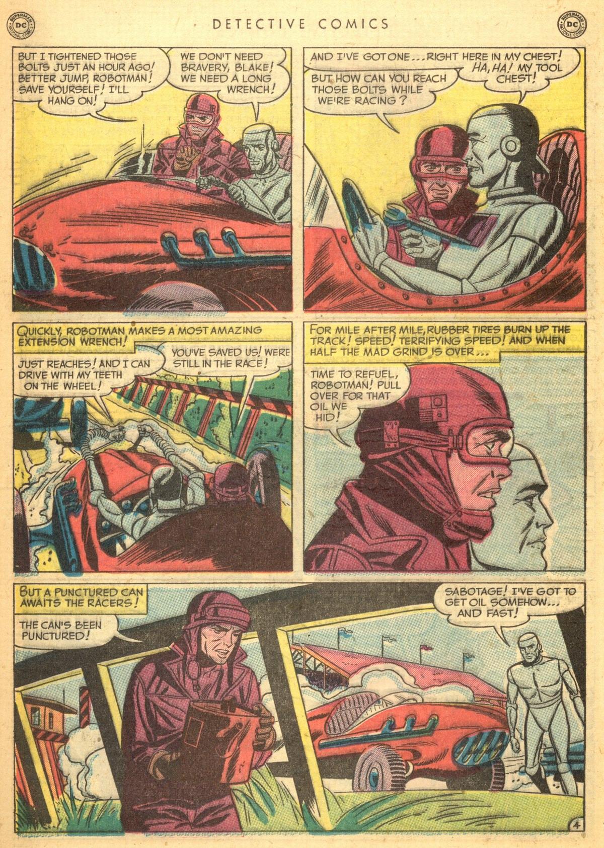 Read online Detective Comics (1937) comic -  Issue #170 - 30