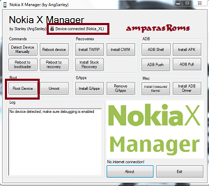 HOW TO ROOT NOKIA X, X+ & XL & INSTALL PLAYSTORE - amparasroms
