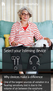 Hearing Test App for Android or iPhone | Computer Software
