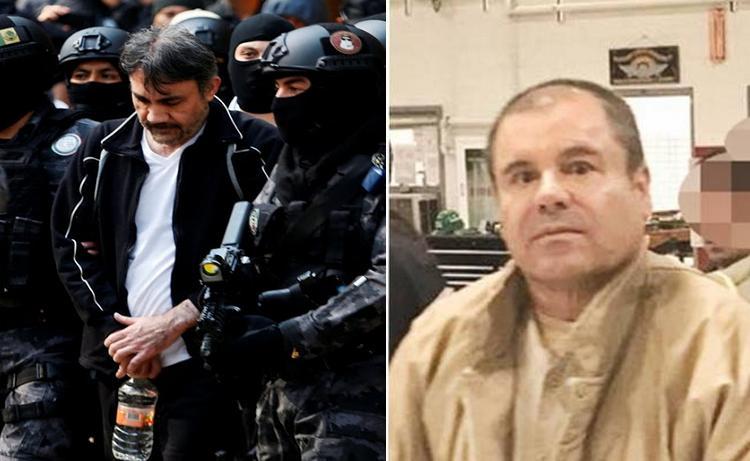 """""""Fui su perro fiel"""": Así se expresa Dámaso de """"El Chapo"""""""