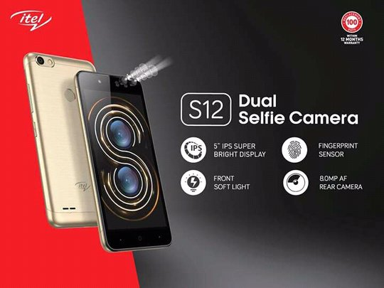 Image result for Itel S12