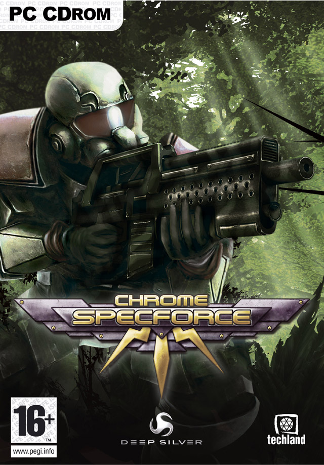 Chrome SpecForce - Free Download Full PC Games