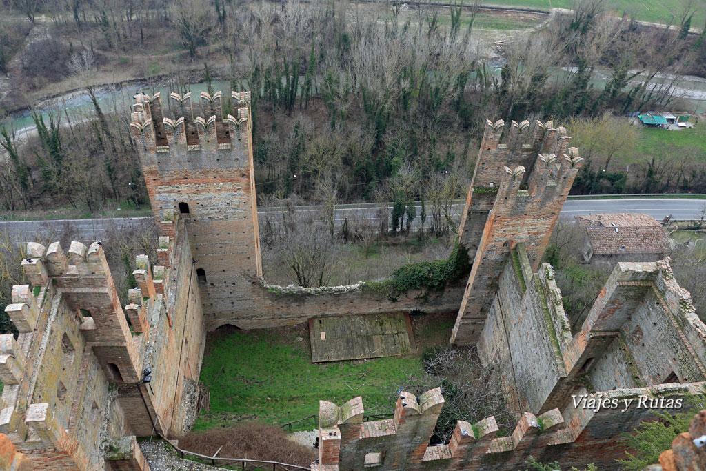 Rocca Viscontea, Castell'Arquato, Italia