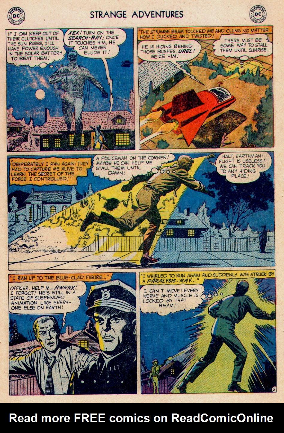 Strange Adventures (1950) issue 95 - Page 7